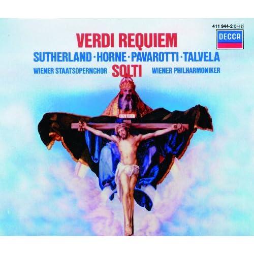 Verdi: Messa da Requiem - 2j. Lacrymosa