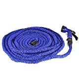 Best Hose 100 Feet Extra Durables - Generic 100 Feet Flexible Expandable Garden Hose No Review