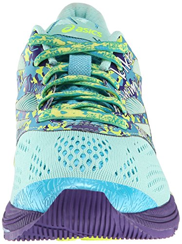 Tri Womens Asics Noosa Lavender Gel Turquoise Running Shoes 10 Mint tgtqfwr