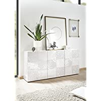 credenza bianca moderna: Casa e cucina - Amazon.it