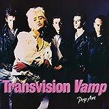 Transvision Vamp - Pop Art - MCA Records - 255 802-1, MCA Records - MCF 3421