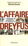 Image de L'affaire Dreyfus : Dictionnaire