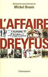 L'affaire Dreyfus : Dictionnaire