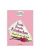 Hölker Verlag Büchlein Der kleine Küchenfreund Friede, Freude, Käsekuchen One Size