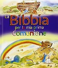 Idea Regalo - La Bibbia per la mia Prima Comunione