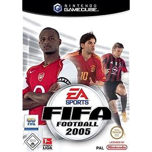 FIFA Football 2005 [Software Pyramide]