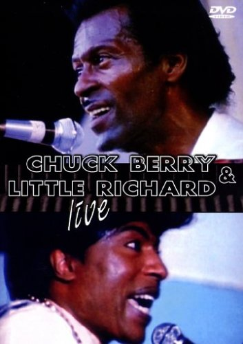 Chuck Berry & Little Richard - Live
