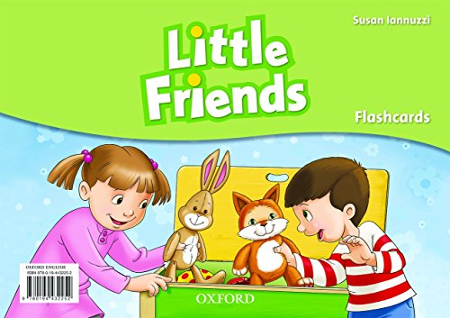Little Friends. Flashcards