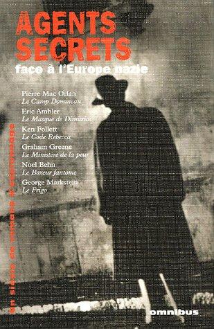 Agents secrets, Tome 2 : Face à l'Europe nazie par Jacques Baudou