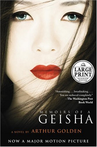 Memoirs of a Geisha (Random House Large Print)
