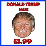 Donald Trump cara máscara