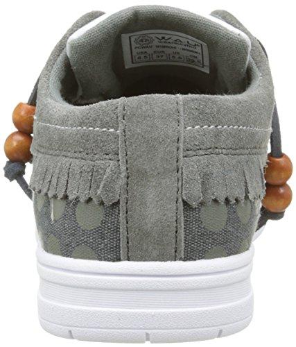 WAU Tijuana, Sneaker Donna Grigio (Grigio)