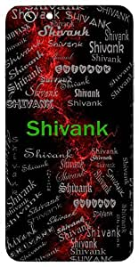Shivank (Mark Of Lord) Name & Sign Printed All over customize & Personalized!! Protective back cover for your Smart Phone : Samsung GALAXY Note 3 Neo 3G N750