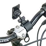 BuyBits Compact Totalverriegelung Strap Fahrrad Halterung GPS Garmin GPSMAP 62 62s 62sc 62st 62stc 64 64s 64st - 3
