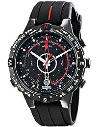 Timex Herren-Armbanduhr Analog Quarz Silikon T2N720