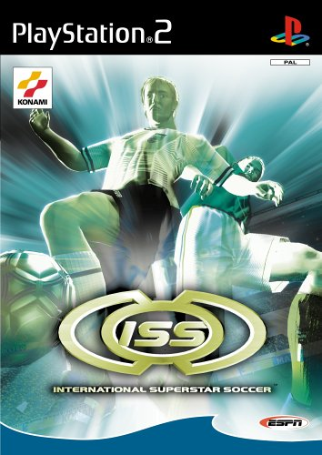 International Superstar Soccer (Ps2 Konami)