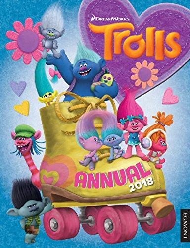 Dreamworks Trolls Annual 2018 (Egmont Annuals 2018)
