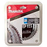 Makita Specialized Cordless Circular Saw Blade 165mm x 40 Teeth 20mm Bore