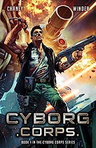 Cyborg Corps (English Edition)
