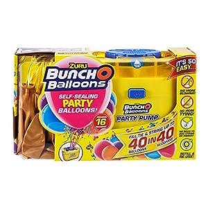 BUNCH O BALLOONS-La revolución para inflar kit de globos Gold-Vu a la tele, G