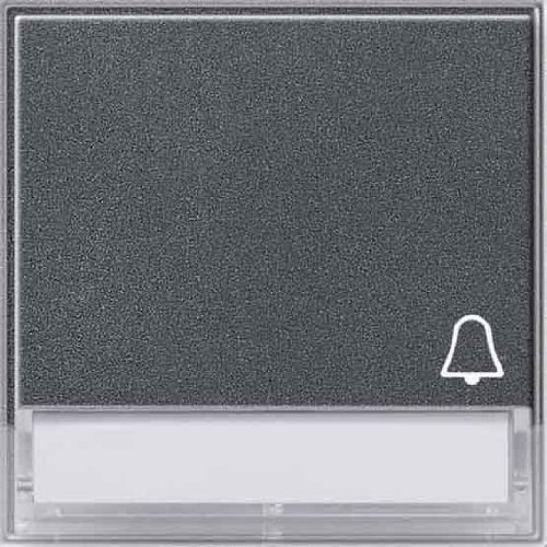 Price comparison product image GIRA 067367 Wippe Symbol Klingel Labelling Space Gira TX 44 (WG UP) Anthracite