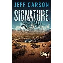 Signature (David Wolf Book 9) (English Edition)