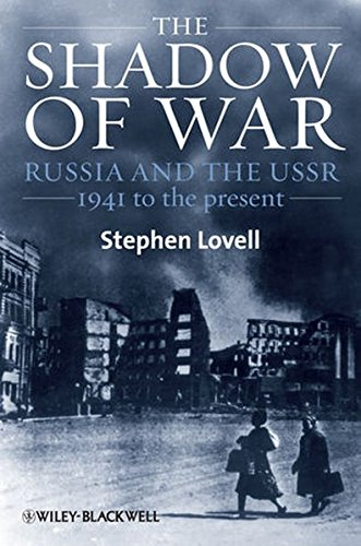 Shadow of War (Blackwell History of Russia)