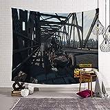 mmzki Tapisserie Schlafzimmer Dekoration Nordic Wandbehang GT-00020 200x150