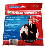 12 x Anti Virus Swine Flu Surgical Face Masks with earloops