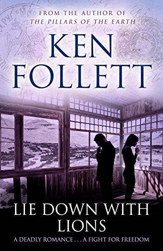 Lie Down With Lions by Ken Follett (5-Jun-2014) Paperback