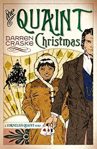 book cover of The Quaint Christmas
