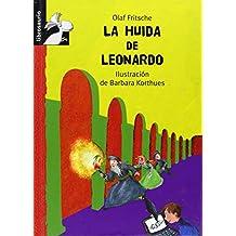 La huida de Leonardo (El tunel secreto)