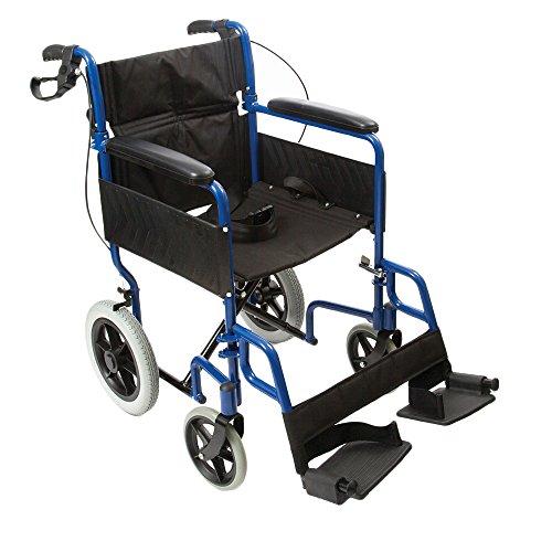 NRS N29210 Transit-Lite Transfer-Rollstuhl, leicht, faltbar