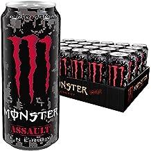 Monster Energy Assault,  24er Pack (24 x 500 ml) Dose