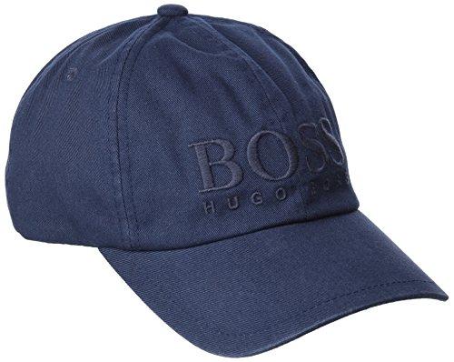 BOSS Casual Herren Baseball Cap Fritz 10202440 01, Blau (Dark Blue 404), One size -