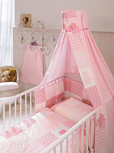 kaufen babybett himmel betthimmel m dchen s oliver junior. Black Bedroom Furniture Sets. Home Design Ideas