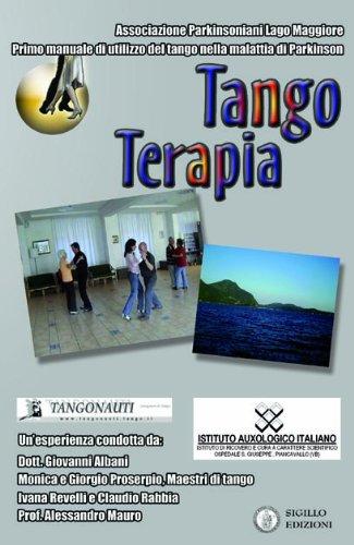 Tango Terapia, Corso di tango argentino in DVD
