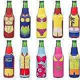 Avery Granero 10pc cremallera de neopreno aislante botella de cerveza para juegos small Set 2: Summer Lovin