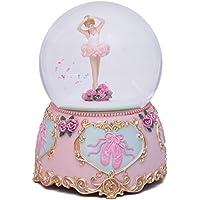 San Francisco Music Box Company - Ballerina Water Globe