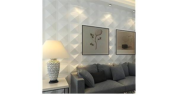 Yazi rivestimento effetto 3d da parete con piastrelle decorative