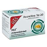 H&S Johanniskraut Arzneitee Nr. 20, 20 St. Filterbeutel