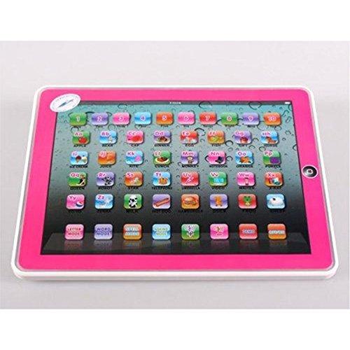 Y-pad touch aprender Inglés, juegos de aprendizaje, tablet para niños - Rosa