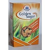 Diamant Golden Sugar Würfel Rohrzucker (500g Packung)