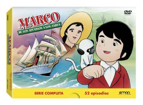 Marco - Serie Completa [DVD]