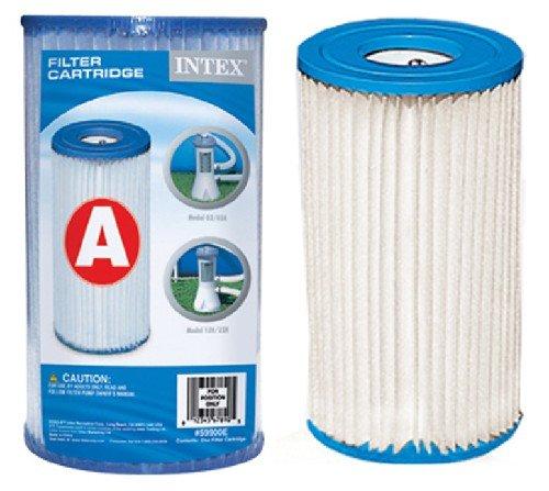 INTEX Cartouche pour Pompe de filtrage Easy-Set Piscine