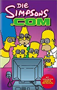 Die Simpsons - Simpsons.com [VHS]