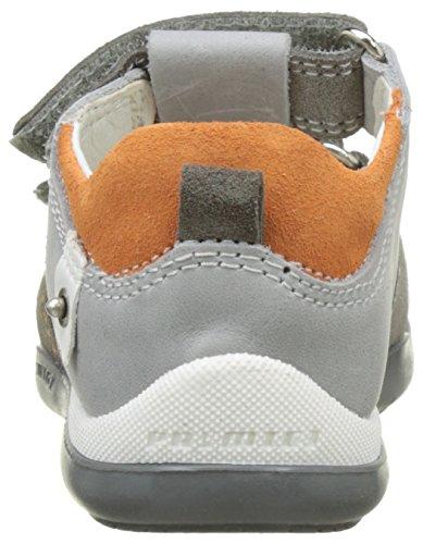 Primigi Pep 7093, Chaussures Bébé Garçon Gris (Perla/Grigio Sc)