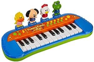 Simba 104012799 - ABC Witziges Farm-Keyboard 34cm