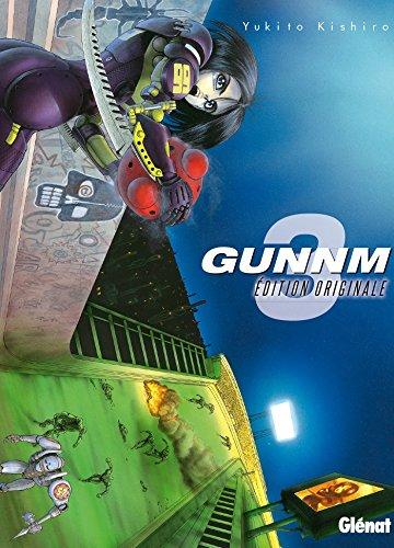 Gunnm - Édition originale - Tome 03 (Gunnm Edition Originale t. 3) par Yukito Kishiro