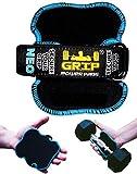 Beste Lifting Grips von Grip Leistung Pads NEO | Die Alternative zu Gym Handschuhe |...